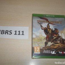 Xbox One: XBOX ONE - TITAN QUEST , PAL ESPAÑOL , PRECINTADO. Lote 244735190