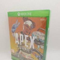 Xbox One: APEX LEGENDS LIFELINE EDITION XBOX ONE PRECINTADO. Lote 245532650