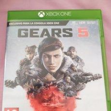 Jeux Vidéo et Consoles: GEARS 5 XBOX ONE. Lote 245768605