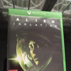 Xbox One: ALIEN ISOLATION XBOX ONE - PAL ESPAÑA - COMO NUEVO. Lote 247798350