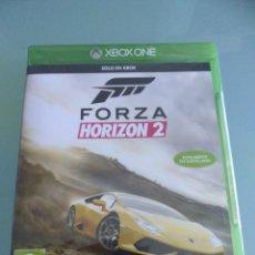 Xbox One: FORZA HORIZON 2 NUEVO XBOX ONE - PAL ESPAÑA. Lote 247803915