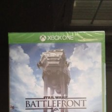 Xbox One: STAR WARS BATTLEFRONT XBOX ONE - NUEVO - PAL ESPAÑA. Lote 247804460