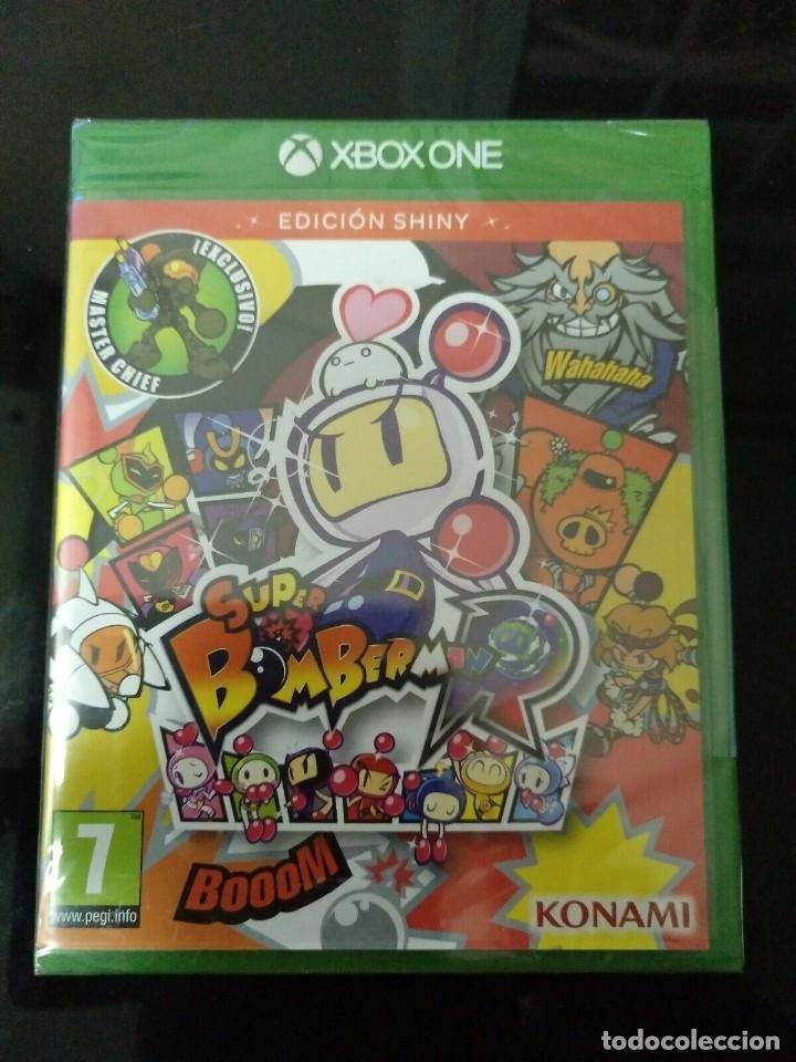 SUPER BOMBERMAN R SHINY EDITION XBOX ONE - PAL ESPAÑA - NUEVO (Juguetes - Videojuegos y Consolas - Xbox One)