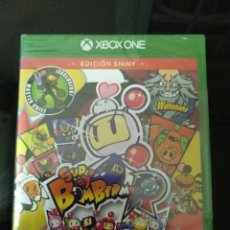 Xbox One: SUPER BOMBERMAN R SHINY EDITION XBOX ONE - PAL ESPAÑA - NUEVO. Lote 247806330