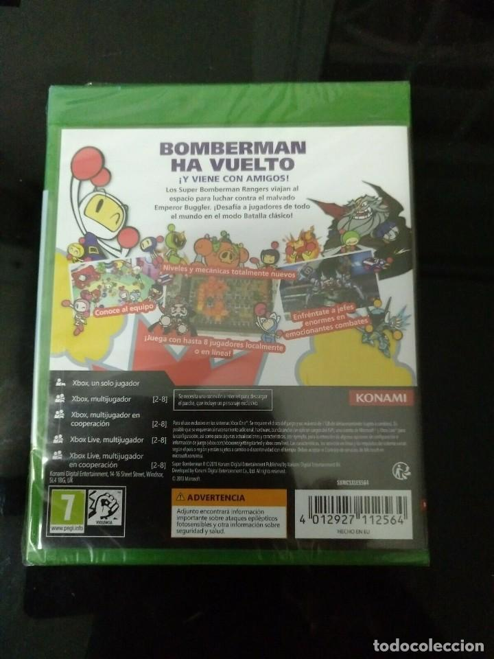 Xbox One: Super Bomberman R Shiny Edition Xbox One - PAL ESPAÑA - NUEVO - Foto 2 - 247806330