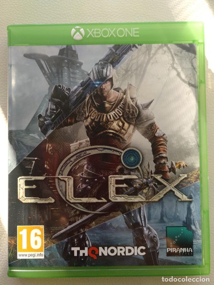 ELEX XBOX ONE - COMO NUEVO - PAL ESPAÑA (Juguetes - Videojuegos y Consolas - Xbox One)