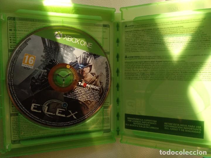 Xbox One: Elex Xbox One - COMO NUEVO - PAL ESPAÑA - Foto 3 - 247808650