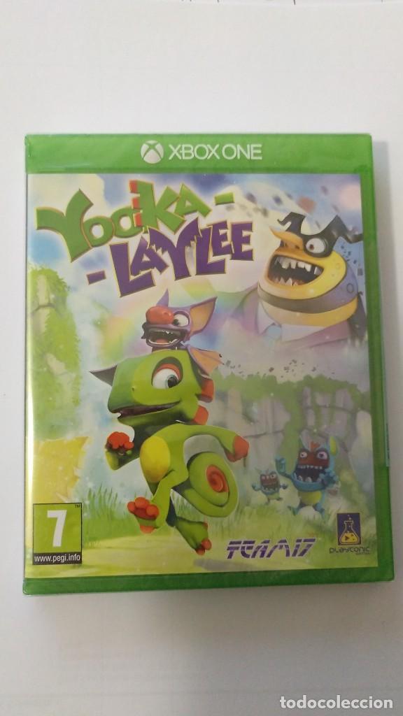YOOKA LAYLEE XBOX ONE - NUEVO (Juguetes - Videojuegos y Consolas - Xbox One)