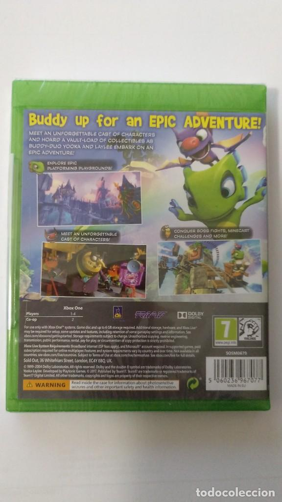 Xbox One: YOOKA LAYLEE Xbox One - NUEVO - Foto 2 - 247811655