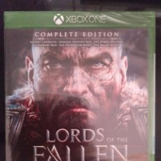 Xbox One: LORDS OF THE FALLEN COMPLETE EDITION XBOX ONE - NUEVO - PAL ESPAÑA. Lote 247812485