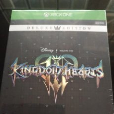 Xbox One: KINGDOM HEARTS 3 DELUXE EDITION XBOX ONE - PAL ESPAÑA - III. Lote 247813085
