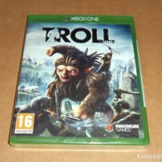 Xbox One: TROLL AND I , PARA MICROSOFT XBOX ONE, A ESTRENAR, PAL. Lote 253181180