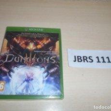 Xbox One: XBOX ONE - DUNGEONS III , PAL UK , PRECINTADO. Lote 261942925