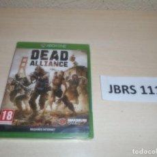 Xbox One: XBOX ONE - DEAD ALLIANCE , PAL UK , PRECINTADO. Lote 261944620