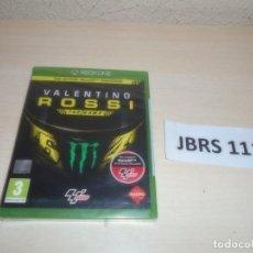 Xbox One: XBOX ONE - VALENTINO ROSSI - THE GAME , PAL UK , PRECINTADO. Lote 261944700