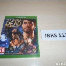 Xbox One: XBOX ONE - THE WALKING DEAD - UNA NUEVA FRONTERA , PAL ESPAÑOL , PRECINTADO. Lote 261944745