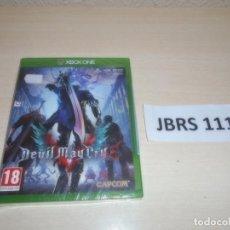 Xbox One: XBOX ONE - DEVIL MAY CRY 5 , PAL ESPAÑOL , PRECINTADO. Lote 261944770