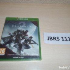 Xbox One: XBOX ONE - DESTINY 2 , PAL ESPAÑOL , PRECINTADO. Lote 261944795
