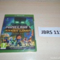 Xbox One: XBOX ONE - MINECRAFT - TEMPORADA DOS - STORY MODE , PAL ESPAÑOL , PRECINTADO. Lote 261944885