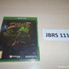 Xbox One: XBOX ONE - ZIGGURAT , PAL ESPAÑOL , PRECINTADO. Lote 261944930