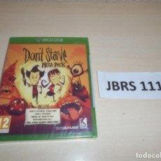 Xbox One: XBOX ONE - DONT STARVE - MEGA PACK , PAL ESPAÑOL , PRECINTADO. Lote 261945005
