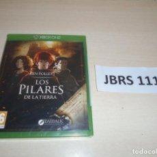 Xbox One: XBOX ONE - LOS PILARES DE LA TIERRA , PAL ESPAÑOL , PRECINTADO. Lote 261945115