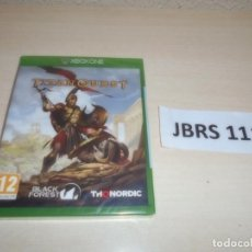 Xbox One: XBOX ONE - TITAN QUEST , PAL ESPAÑOL , PRECINTADO. Lote 261945385