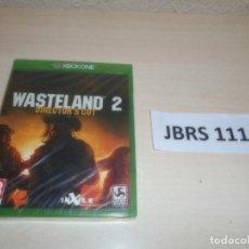Xbox One: XBOX ONE - WASTELAND 2 DIRECTOR, CUT , PAL ESPAÑOL , PRECINTADO. Lote 261945515