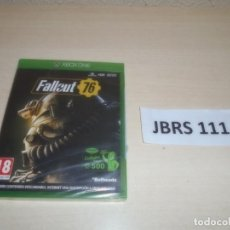 Xbox One: XBOX ONE - FALLOUT 76 , PAL ESPAÑOL , PRECINTADO. Lote 261945595
