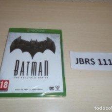 Xbox One: XBOX ONE - BATMAN - THE TELLTALE SERIES , PAL ESPAÑOL , PRECINTADO. Lote 261945715