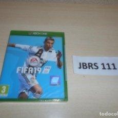 Xbox One: XBOX ONE - FIFA 19 , PAL ESPAÑOL , PRECINTADO. Lote 261945945