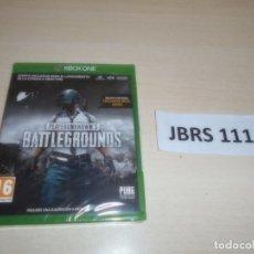 Xbox One: XBOX ONE - PLAYERUNKNOWN,S BATTLEGROUNDS , PAL ESPAÑOL , PRECINTADO. Lote 261946135