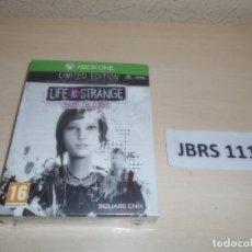 Xbox One: XBOX ONE - LIFE IS STRANGE - BEFORE THE SORM - LIMITED EDITION , PAL ESPAÑOL , PRECINTADO. Lote 261946505