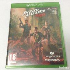 Xbox One: JAGGED ALLIANCE RAGE!. Lote 264258992
