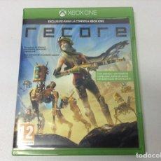 Xbox One: RECORE. Lote 266539023