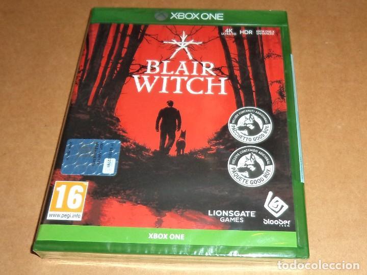 BLAIR WITCH , PARA MICROSOFT XBOX ONE, A ESTRENAR, PAL (Juguetes - Videojuegos y Consolas - Xbox One)