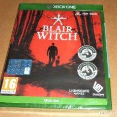 Xbox One: BLAIR WITCH , PARA MICROSOFT XBOX ONE, A ESTRENAR, PAL. Lote 268617919