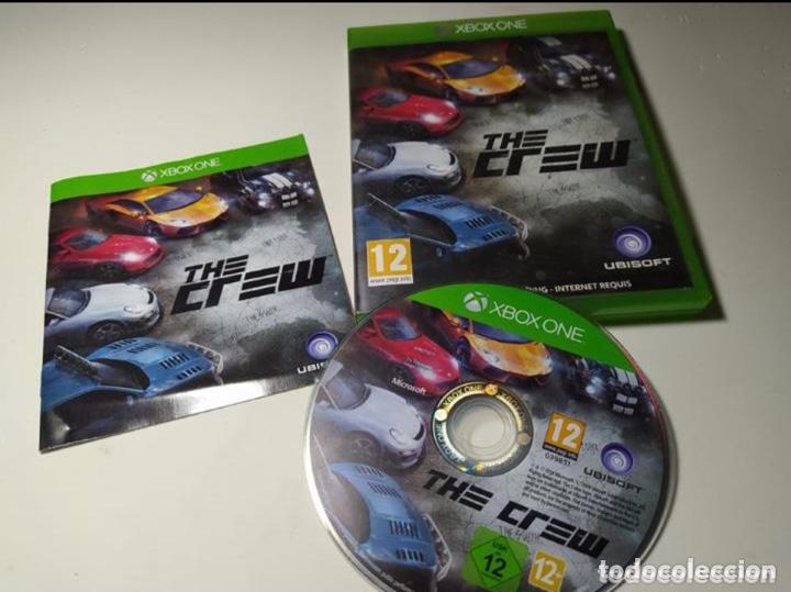 THE CREW XBOX ONE VERSION ESPAÑOLA (Juguetes - Videojuegos y Consolas - Xbox One)