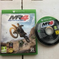 Xbox One: MOTORACER 4 MOTO RACER - MICROSOFT XBOX ONE XONE KREATEN. Lote 273609058