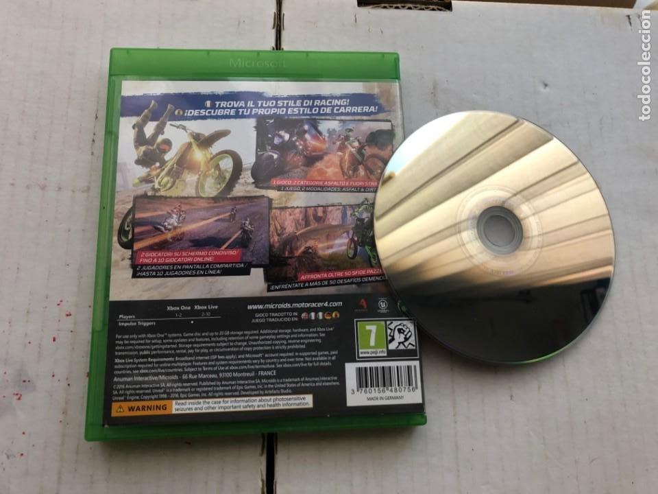 Xbox One: MOTORACER 4 MOTO RACER - MICROSOFT XBOX ONE XONE KREATEN - Foto 2 - 273609058