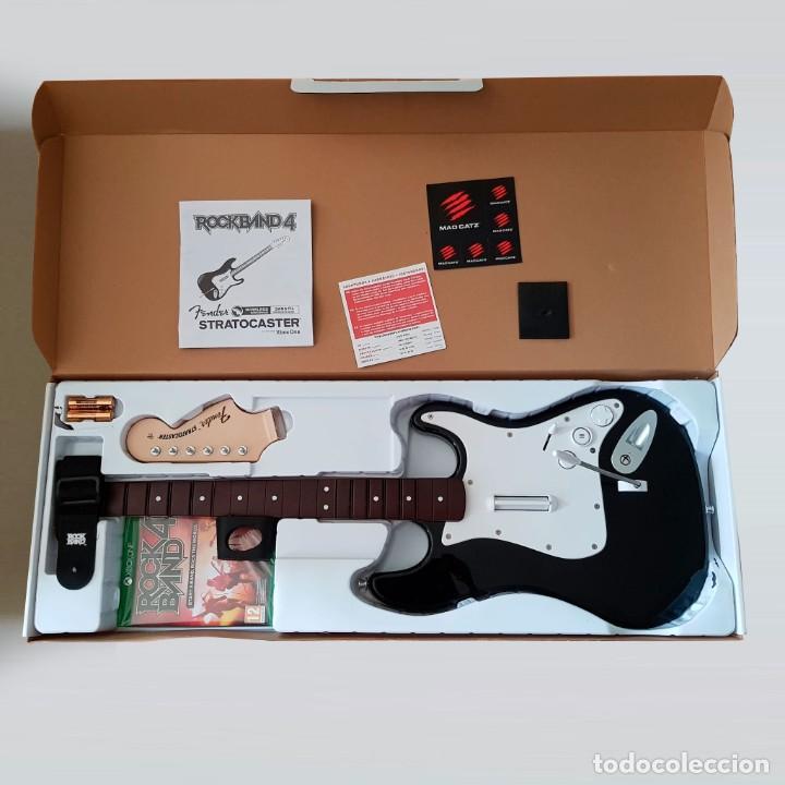 Xbox One: Rockband 4 Xbox Stratocaster - Foto 2 - 274846908