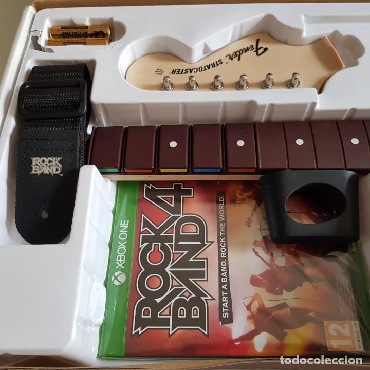 Xbox One: Rockband 4 Xbox Stratocaster - Foto 3 - 274846908
