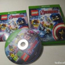 Videojogos e Consolas: LEGO AVENGERS ( EN ESPAÑOL) ( XBOX ONE - PAL - EURO). Lote 275464998