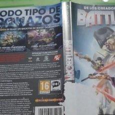 Xbox One: BATTLEBORN PAL ESP XBOX ONE. Lote 275613308