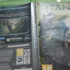 Xbox One: TITANFALL PAL ESP XBOX ONE. Lote 275613923