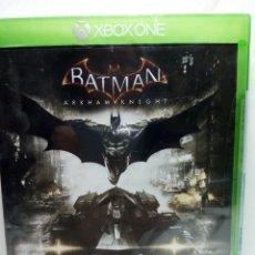 Xbox One: BATMAN ARKHAM KNIGHT PARA XBOX ONE NUEVO Y PRECINTADO. Lote 276466893