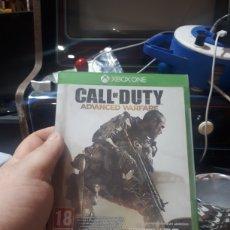 Xbox One: JUEGO CALL OF DUTY ADVANCED WARFARE XBOX ONE PRECINTADO. Lote 276928473