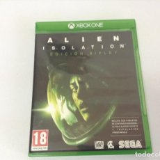 Xbox One: ALIEN ISOLATION. Lote 277617803