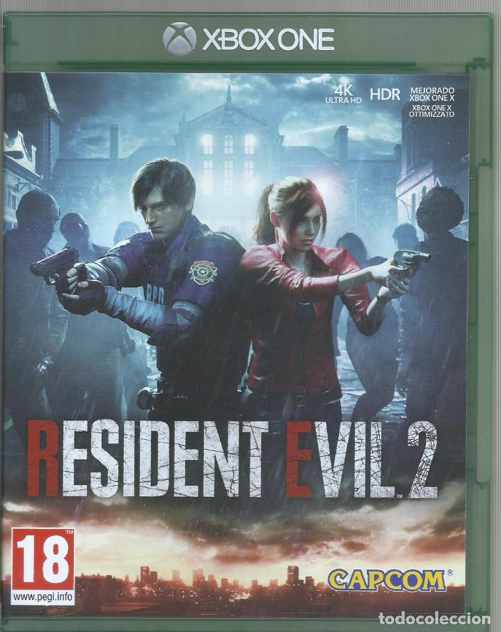 RESIDENT EVIL 2 REMAKE (Juguetes - Videojuegos y Consolas - Xbox One)