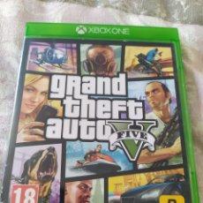 Jeux Vidéo et Consoles: GTA V XBOX ONE. Lote 284077098